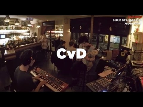 Cvd • Live Set • Le Mellotron