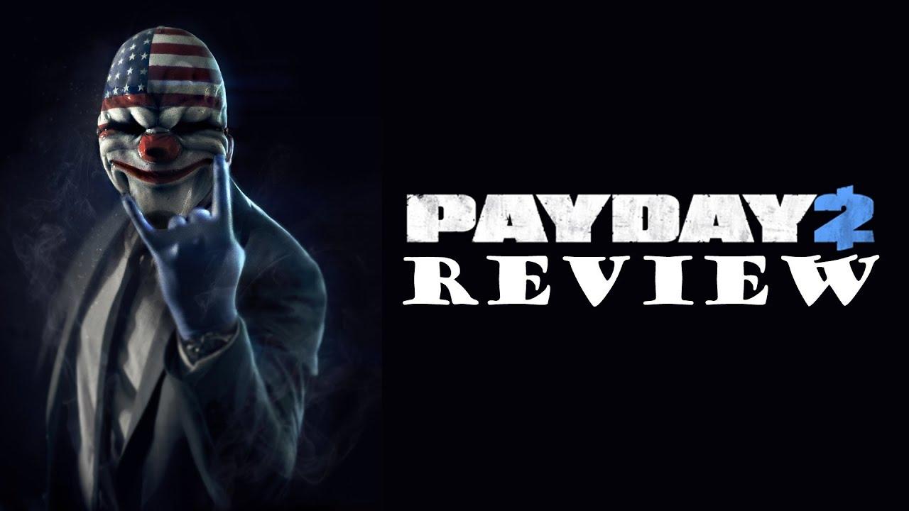 Review: Payday 2 - Mandatory