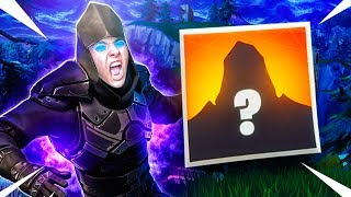 EPIC VICTORIA with the HIDDEN SKIN *ROAD TRAVEL* in FORTNITE!