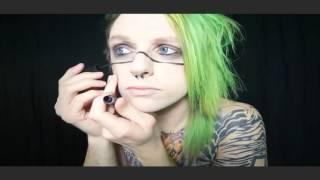 Andy Biersack 2016 Makeup Tutorial | makeup tutorial FAIL!!!!!!