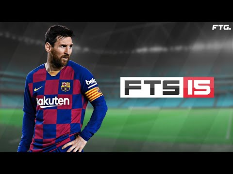 First Touch Soccer 2015 Official Android Offline 150 MB HD Graphics
