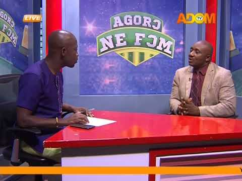 Ghana Football Association - Agoro Ne Fom on Adom TV (19-10-17)
