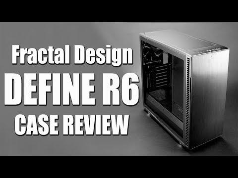 In-Depth Fractal Design Define R6 Case Review Tempered Glass Edition