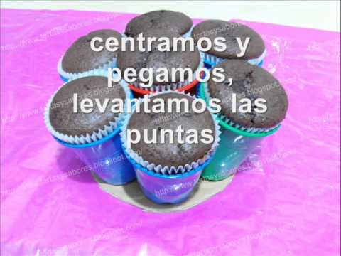 base-muy-simple-para-un-bouquet-o-ramo-de-cupcakes.wmv