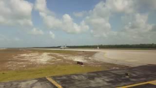 Thomson 787 Dreamliner Departing Cancun Airport