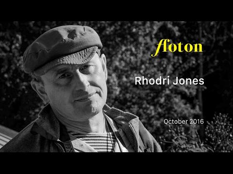 Rhodri Jones - Conversation with Ffoton