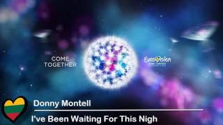 Eurovision 2016 Lithuania - i've been wating for this night[Karaoke Version]