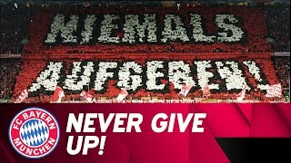 Never give up! - Choreographie