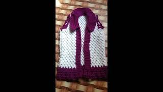 EASY SWEATER DESIGN || in hindi - crochet woolen sweater designs