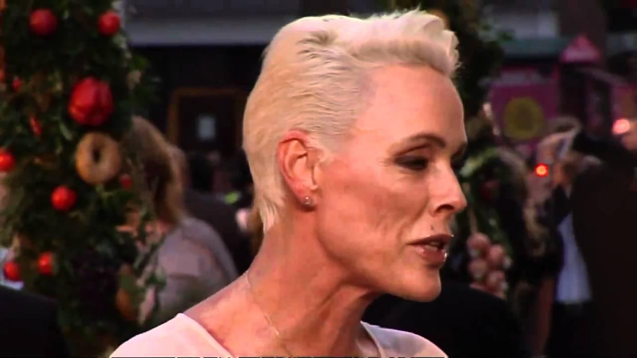 Brigitte Nielsen: Brigitte Nielsen Plans New Women's Talk Show