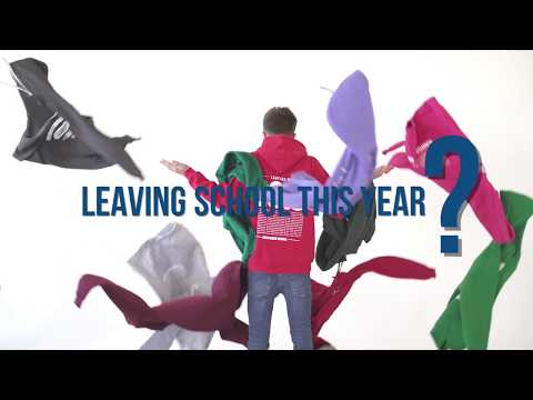 School Leavers Hoodies - 2018