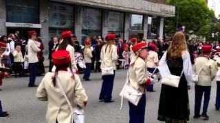 17.mai Tonsenhagen skole i Oslo