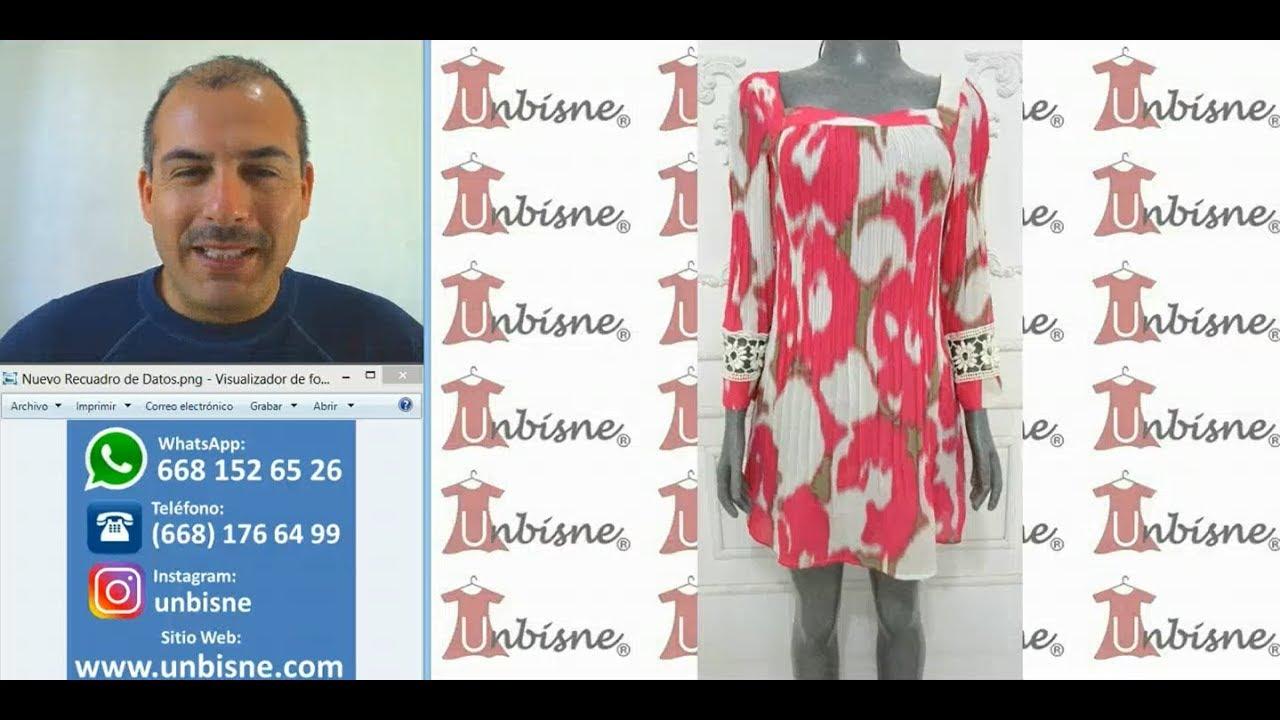 3805bbd81e8 ¡Te va a fascinar esta ropa americana de paca nueva y premium! UNBISNE  Pacas de Ropa con Catálogo