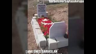 Afrin Şehidimiz Enes SariAslan  ( Şehit Annesinin Kürtçe Pkk'ya isyani ) 10.02.2018 Şehadet Tarihi