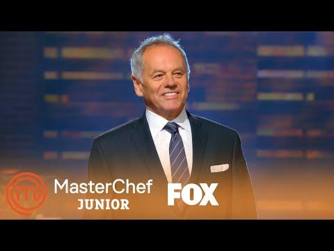 Gordon Ramsay Reveals The Legendary Guest Judges | Season 5 Ep. 15 | MASTERCHEF JUNIOR
