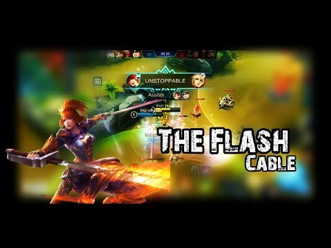 Fanny Flash Cable-Mobile Legends Indonesia