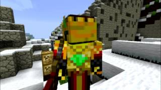 Beyonders: A World Without Heroes, Remade in Minecraft