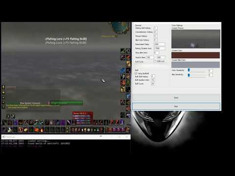 Fishit - Fishbot For World Of Warcraft (Classic - Battle For Azeroth - Bfa) - English