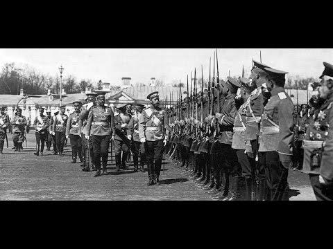 Специальный репортаж  объясняющий, почему произошла революция 1917 г. и 1991 г.
