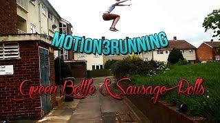 Motion3Running - Green Bottle & Sausage Rolls | Parkour & Freerunning