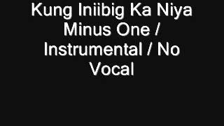 Kung Iniibig Ka Niya Instrumental - Laarni Lozada / Karaoke/ No Vocals