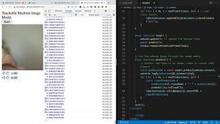 Teachable machine - 4.2. 코드분석 2/2