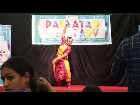 anushree-krishnan-classical-dance-performance