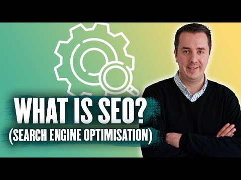 What is SEO - Search engine optimisation? - James Nicholson