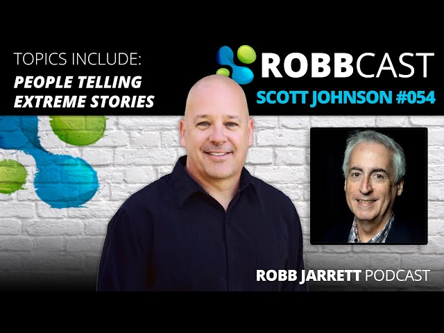 E:054 Scott Johnson | Real People in Unreal Situations