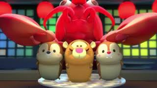 Disney Цум-Цум - SUSHI CARNIVAL | Карнавал суши - сезон 1 эпизод 11