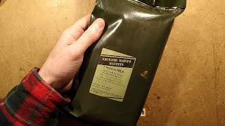 taste-testing-an-out-of-date-lithuanian-mre-military-ration-minor-explosion