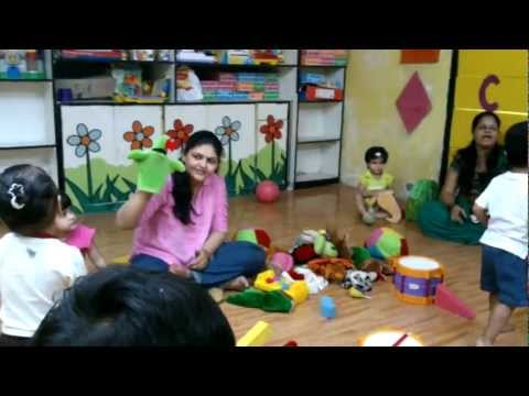 Top Playgroup In Mumbai Eurokids-Chikowadi