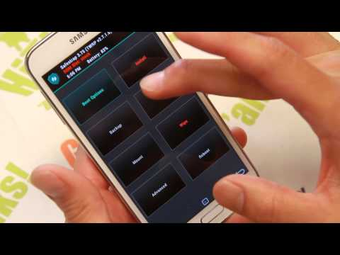 How to Install Custom ROM using SafeStrap on AT&T/Verizon Galaxy S5!
