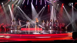Andrea Berg - Die 20 Jahre Show - What a feeling mit DJ Bobo