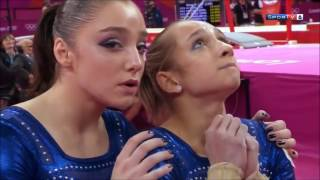 Gymnasts' Reactions: Disappointment, Joy, Tears, Anger... (Part 1)