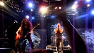 Steve Harris, British Lion, Let It Roll, Vienna Arena live 7.3.2013