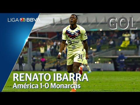 Gol de A. Ibarra | América 1 - 0 Morelia | Liga BBVA MX - Semifinales - Apertura 2019