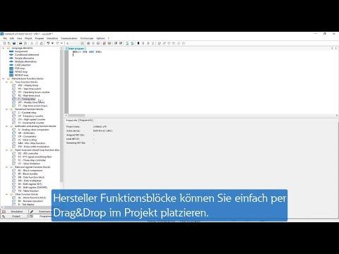 easySoft - Strukturierter Text (ST)