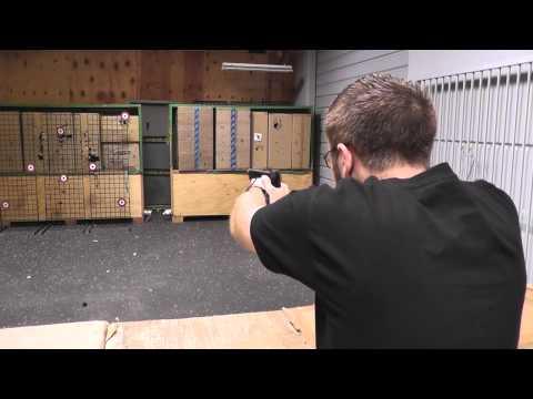 Airsoft GI Uncut - KJW Full Metal M1911 Tactical GBB Airsoft Gun (BLK)