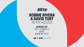 robbie rivera david tort in my house nxny remix