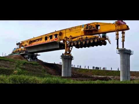 slj900 32 bridge girder machine
