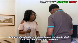 Jenifa's diary Season 7 Episode 12 -- showing on NTA
