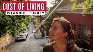 Istanbul Cost Of Living |  Digital Nomad Istanbul Guide