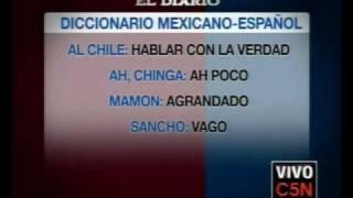 C5N - DICCIONARIO MEXICANO - ESPAÑOL