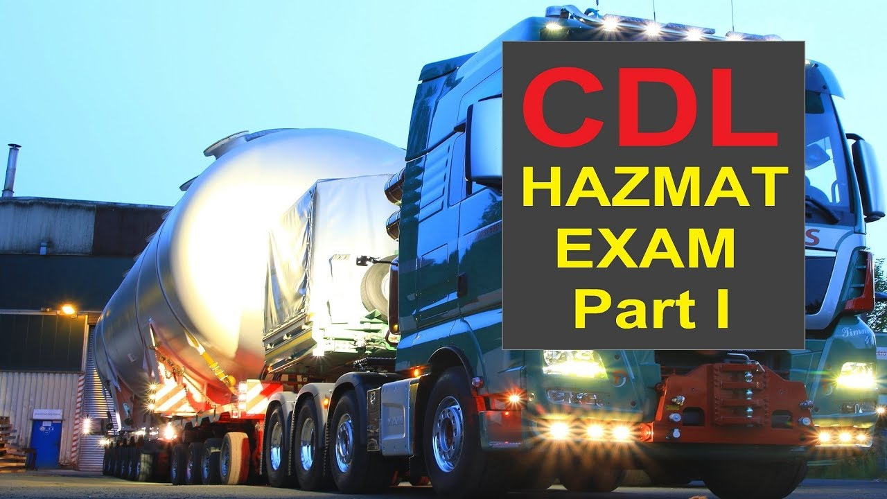 how to get hazmat endorsement