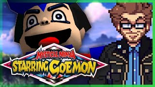 Mystical Ninja Starring Goemon - Austin Eruption