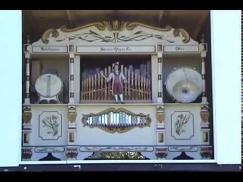 STINSON BAND ORGAN - 57M - OWNED BY JERRY AND CANDY HAWBLITZ