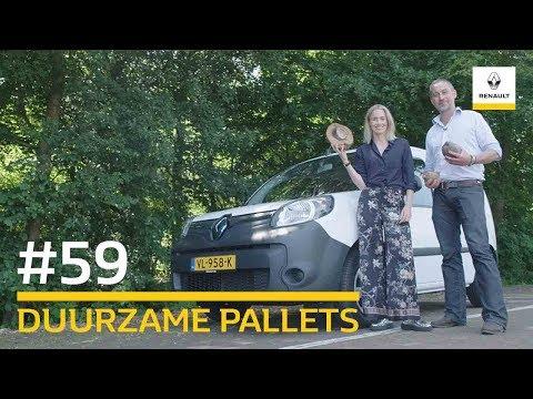 Renault Life met CocoPallet - Duurzame pallets #59