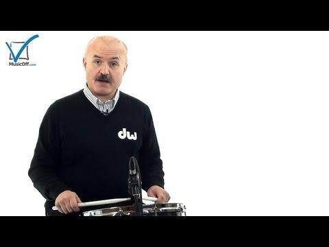 Corso di batteria #1 - Introduzione e postura