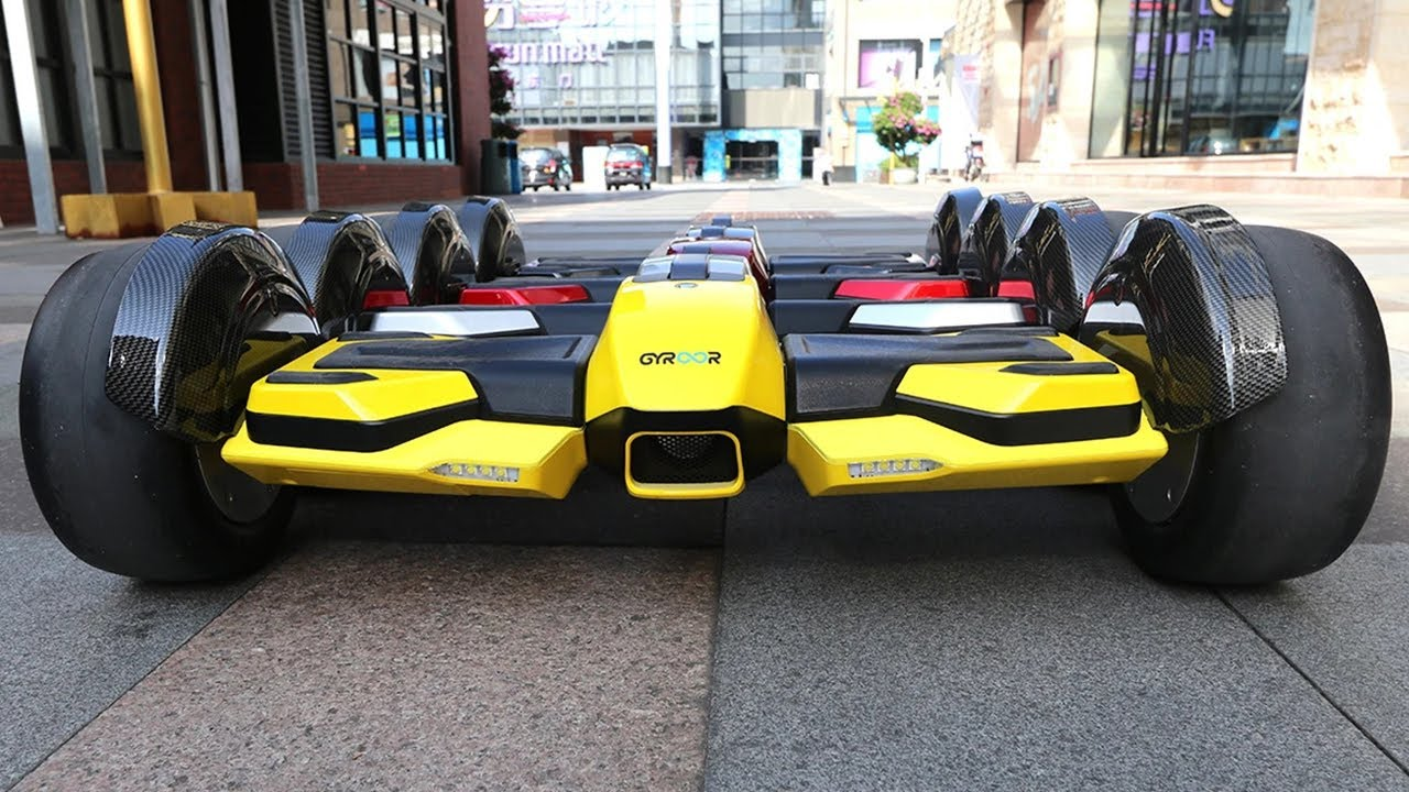 9 FASTEST HOVERBOARDS IN THE WORLD